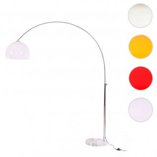 Reality|Trio Bogenlampe Lounge Deal, Höhe: 2, 06m, Schirm: 40cm ~ weiß