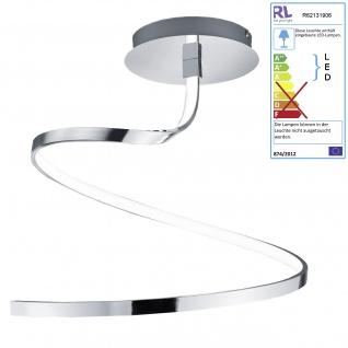 Reality|Trio LED Deckenleuchte RL165, Deckenlampe, inkl. Leuchtmittel EEK A+ 14W
