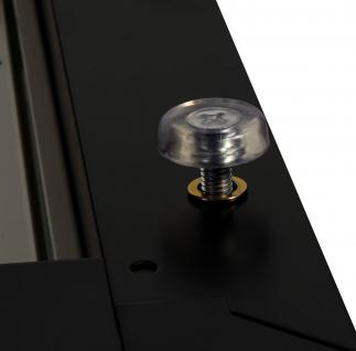 Waschmaschinenunterschrank HWC-E50, Sockel Podest Erhöhung Untergestell, Schublade 33x61x52cm - Vorschau 5