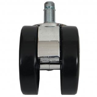 5x universalrollen t534 b rostuhl rollen stuhlrollen 120kg belastbar turbinendesign kaufen. Black Bedroom Furniture Sets. Home Design Ideas