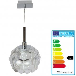 Deckenleuchte HW173, Pendelleuchte Hängeleuchte Deckenlampe, 1-flammig EEK C - Vorschau 1