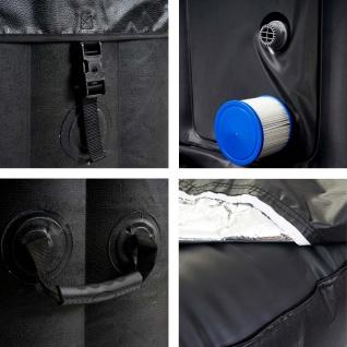 Whirlpool HWC-E32, 2 Personen In-/Outdoor heizbar aufblasbar inkl. Tisch 190x120cm FI-Schalter + Zubehör - Vorschau 4