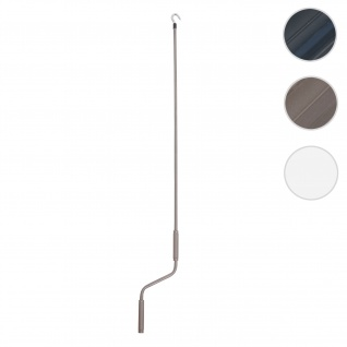 Handkurbel für Markisen, Markisenkurbel Kurbel, 150cm ~ grau