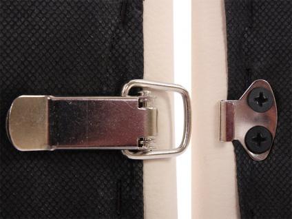 Modular Sofa-System Garnitur Lyon 3-1-1-1 schwarz - Vorschau 5