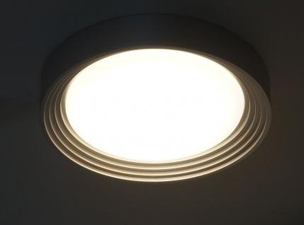 EGLO LED Deckenleuchte RL189, Deckenlampe Badleuchte, inkl. Leuchtmittel EEK A+ 11W - Vorschau 5
