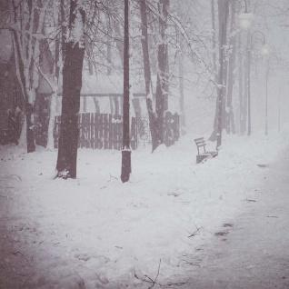 2x LED-Bild, Leinwandbild Leuchtbild Wandbild 60x40cm Snow - Vorschau 3