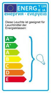 Schirm f. Bogenlampe LOUNGE DEAL II Ø 40cm orange - Vorschau 2