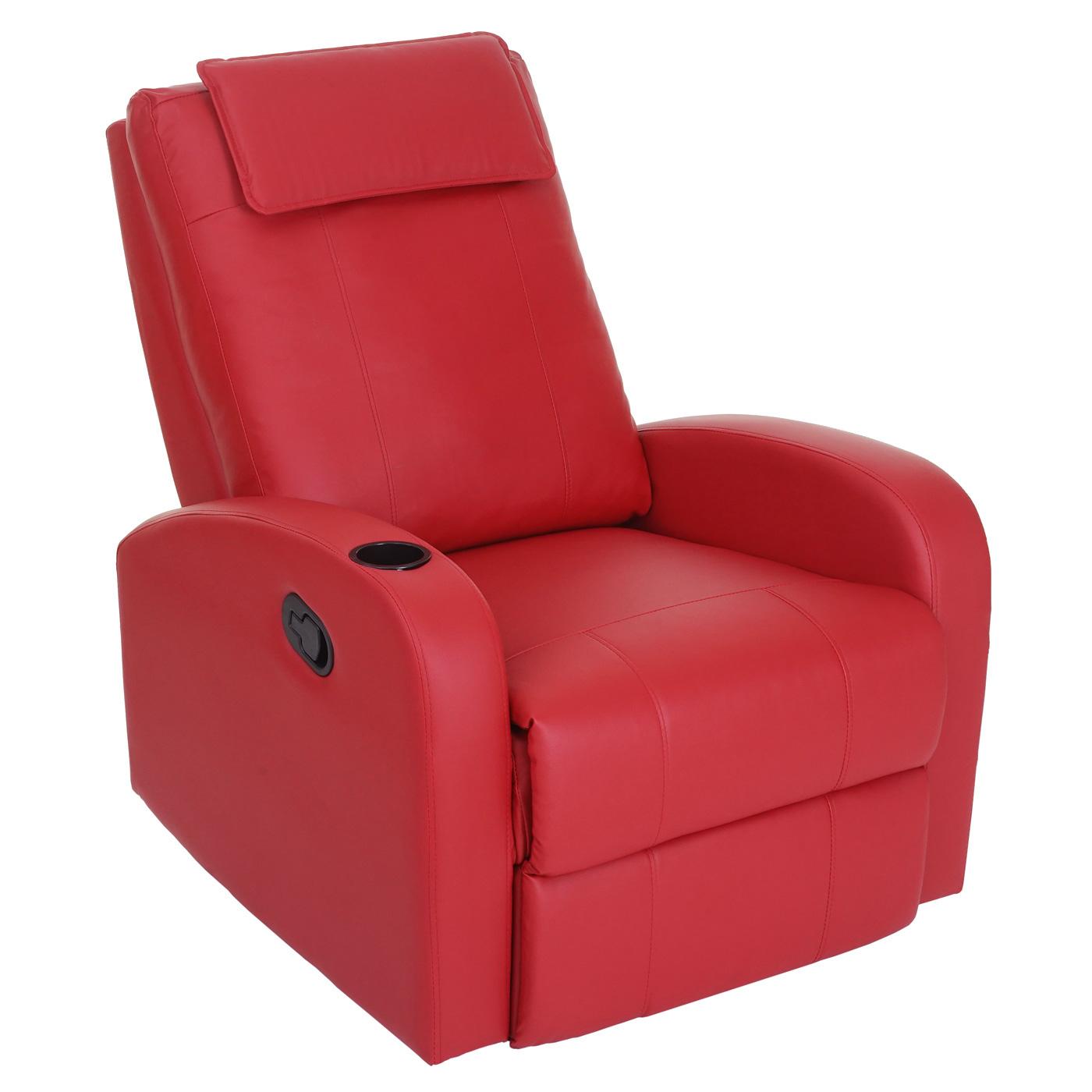 tv sessel rot williamflooring. Black Bedroom Furniture Sets. Home Design Ideas