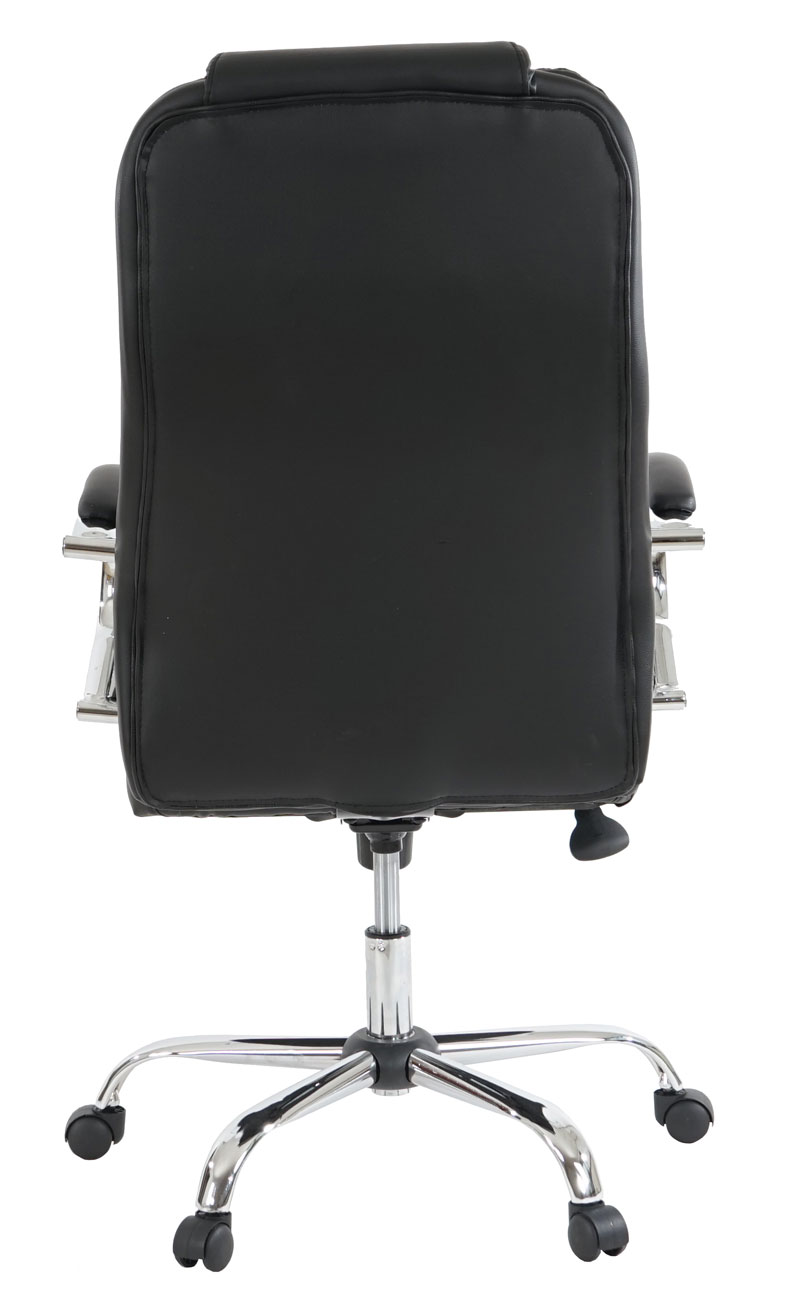 150kg belastbar Kunstleder US-Version XXL Profi-Bürostuhl Kansas Chefsessel