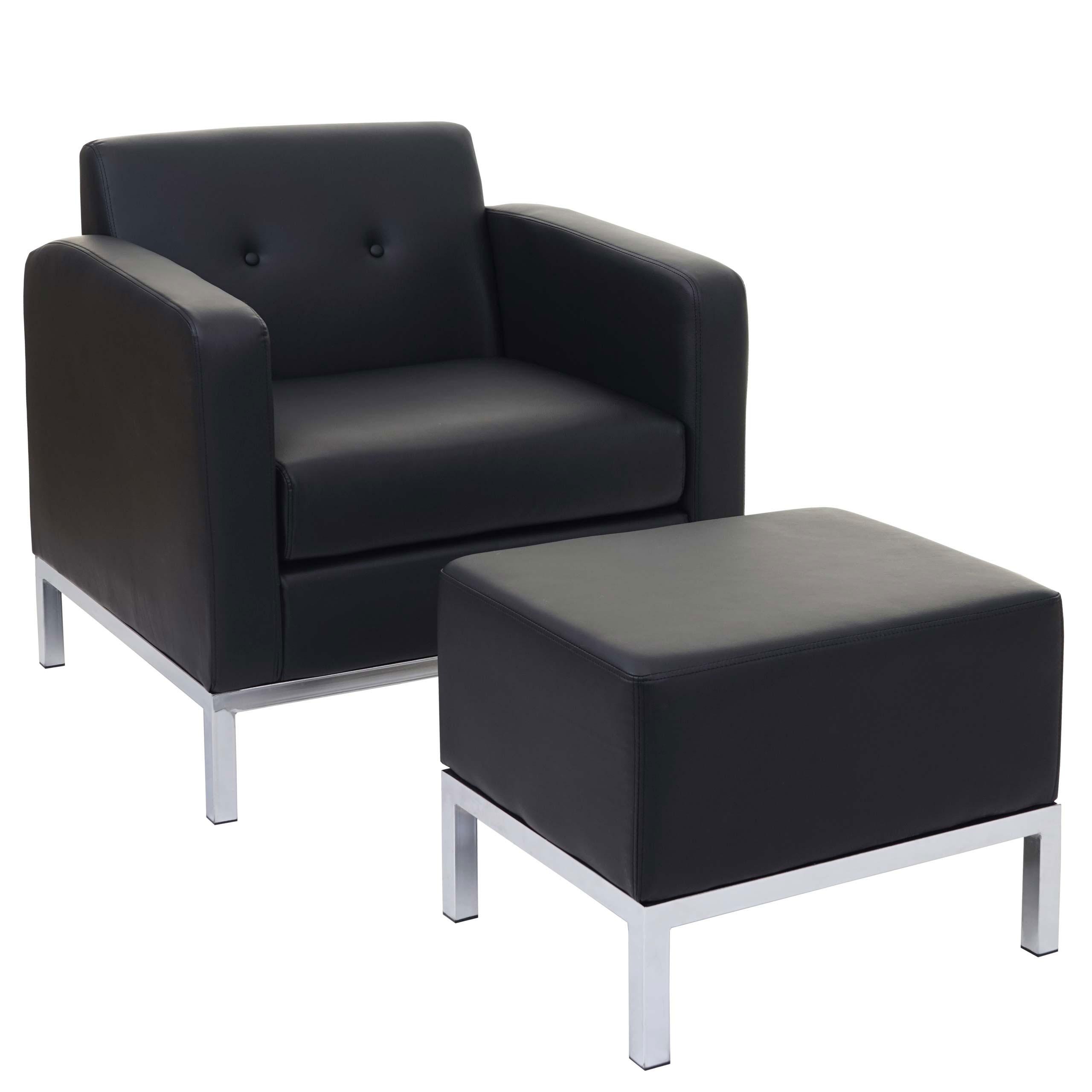 Sessel Mit Ottomane Hwc C19 Modular Sofa Mit Armlehnen Erweiterbar