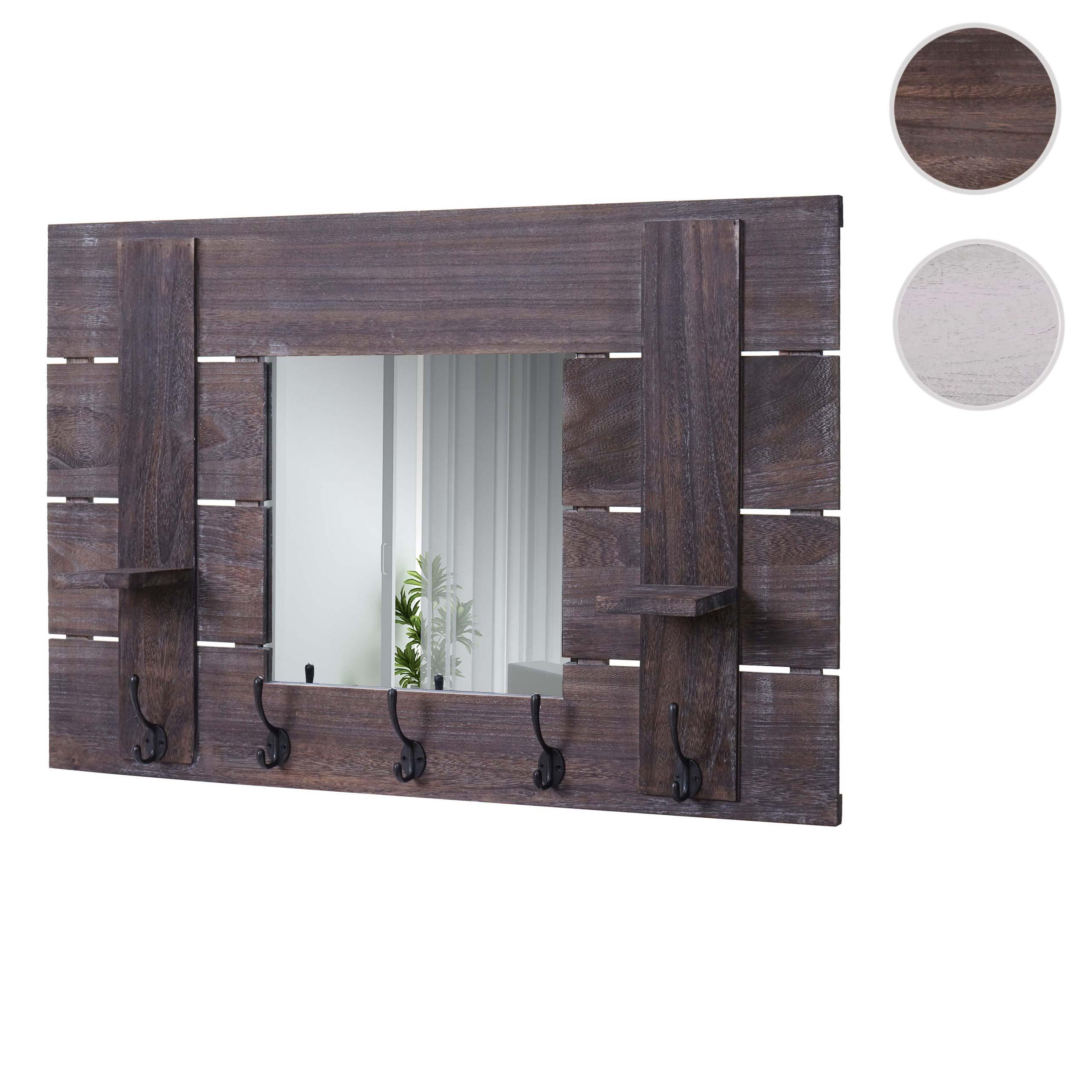 wandgarderobe hwc c89 mit spiegel garderobenpaneel. Black Bedroom Furniture Sets. Home Design Ideas