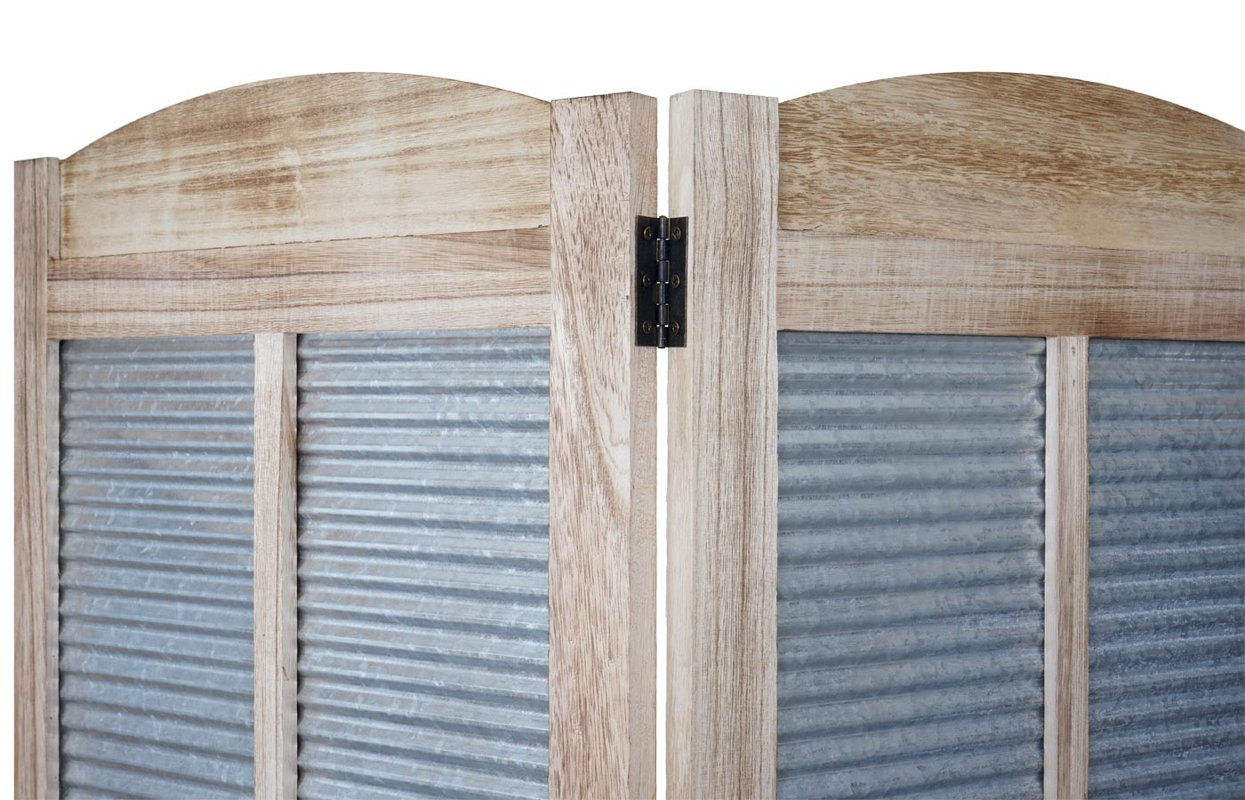Raumteiler Trennwand Spanische Wand Sichtschutz Holz Metall 170x161x29cm Mendler Paravent Hwc D26 Pflanzkorbe