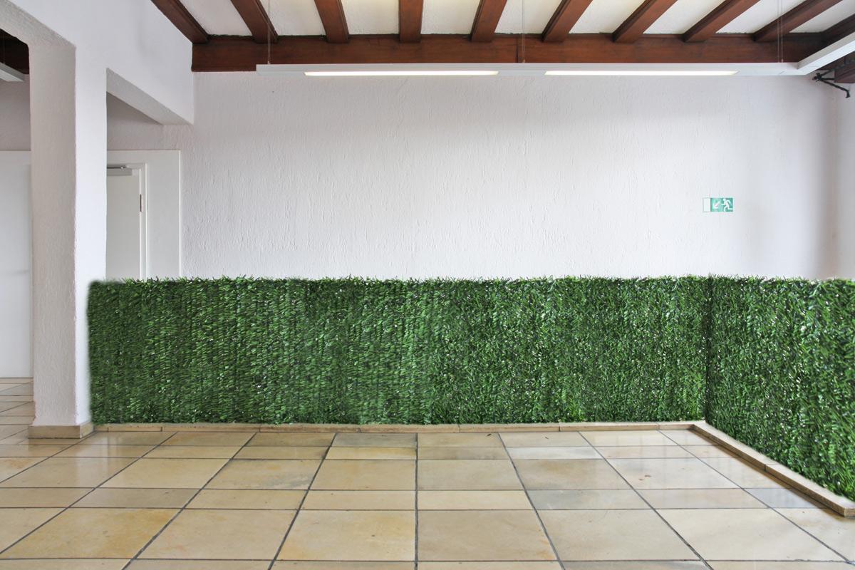 Sichtschutz Balkon Terrasse Zaun Tanne breit 300 x 100 cm Kaufen