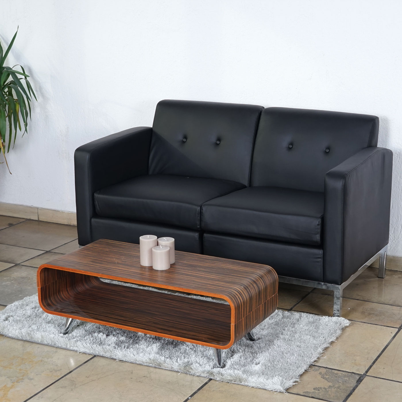 Großartig 2 Er Sofa Ideen Von 2er Hwc-c19, Modular-sofa Couch Mit Armlehnen, Erweiterbar