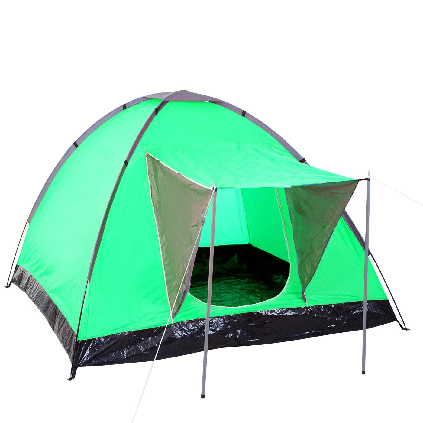 campingzelt loksa 2 mann zelt kuppelzelt igluzelt. Black Bedroom Furniture Sets. Home Design Ideas