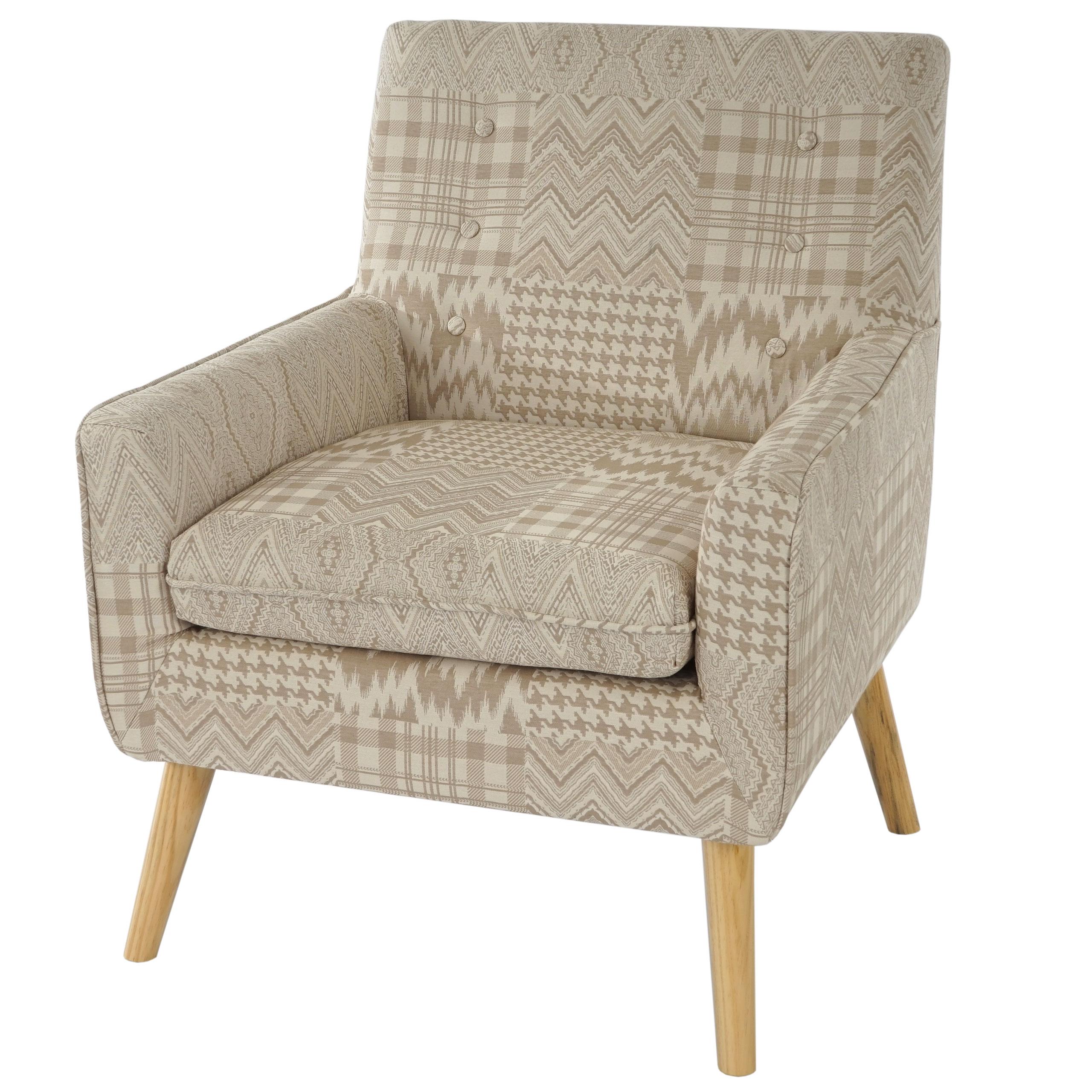 sessel malm t370 retro 50er jahre design textil. Black Bedroom Furniture Sets. Home Design Ideas