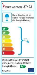 LED-Kronleuchter HW154, Hängeleuchte Lüster, 5-flammig 15W EEK A++ klar - Vorschau 2