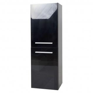 Badezimmerset HWC-C11, Waschtisch Spiegelschrank Hängeschrank, hochglanz - Vorschau 4