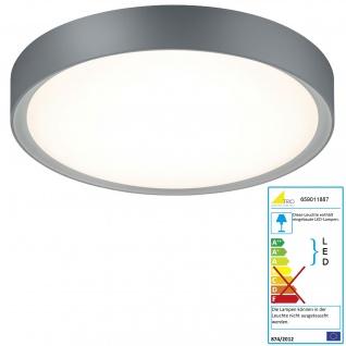 Trio LED Deckenleuchte RL175, Deckenlampe Badleuchte IP44, inkl. Leuchtmittel EEK A+ 18W
