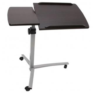 Laptop Notebook Tisch Beistelltisch, verstellbar