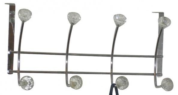 Türgarderobe H71, Garderobe Kleiderhaken, 21x40x8cm