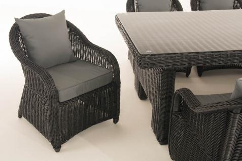 Garten-Garnitur CP065 XL, Sitzgruppe Lounge-Garnitur, Poly-Rattan - Vorschau 3