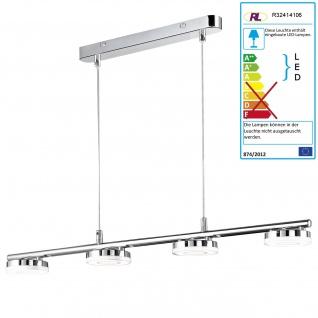 Reality|Trio LED-Pendelleuchte RL147, Hängeleuchte, 4-flammig 4x4W EEK A++ - Vorschau 1