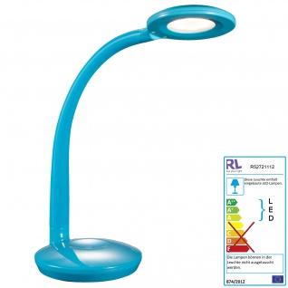 Reality|Trio LED Tischleuchte RL159, Schreibtischleuchte Büroleuchte Tischlampe, 3 Watt EEK A++