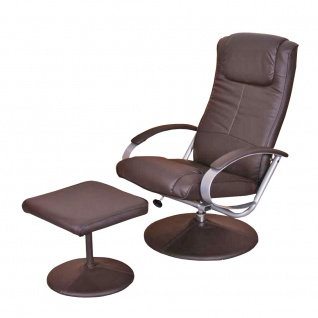 Relaxliege Relaxsessel Fernsehsessel N44 braun