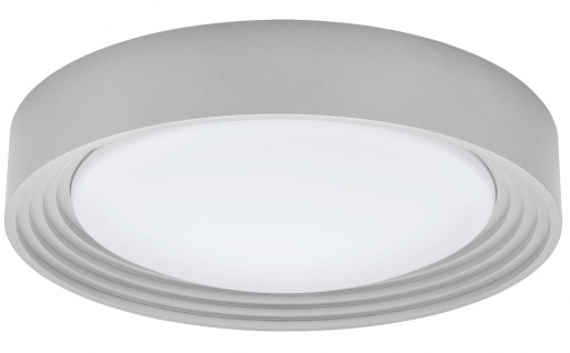 EGLO LED Deckenleuchte RL189, Deckenlampe Badleuchte, inkl. Leuchtmittel EEK A+ 11W - Vorschau 4