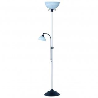Reality|Trio Deckenfluter Stehlampe, Landhaus