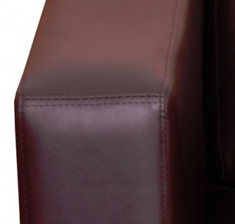 Sessel Lounge-Sessel Lille Kunstleder creme/coffee - Vorschau 4