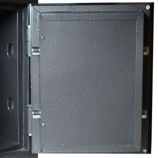 Tresor Tokio T133, Panzerschrank Safe, 1h feuerfest bis 1010°C 58kg 50x35x35cm 0, 9mm Stahlstärke - Vorschau 4