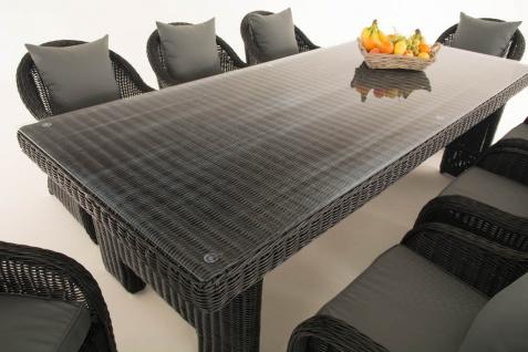 Garten-Garnitur CP065 XL, Sitzgruppe Lounge-Garnitur, Poly-Rattan - Vorschau 2