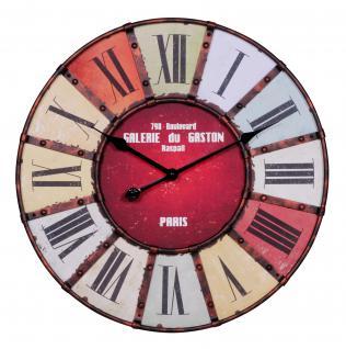 Wanduhr A044, Uhr Vintage Look