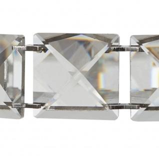 LED-Hängeleuchte HW152, Deckenlampe, Kristallglas 8W EEK A - Vorschau 5