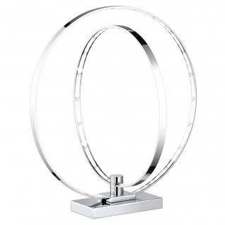 Reality|Trio LED Tischleuchte RL145, Schreibtischleuchte Tischlampe, 8W EEK A