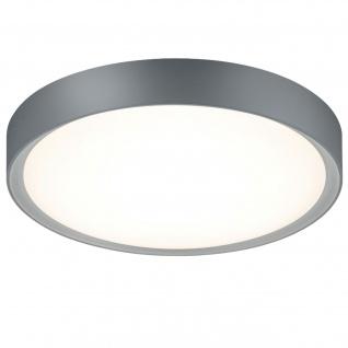 Trio LED Deckenleuchte RL175, Deckenlampe Badleuchte IP44, inkl. Leuchtmittel