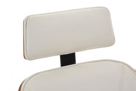 Bürostuhl CP592, Drehstuhl Chefsessel Bürosessel, Kunstleder
