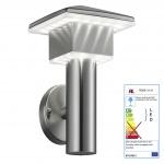 Reality|Trio LED-Wandleuchte RL129, Außenleuchte, EEK A 7W ohne Bewegungsmelder
