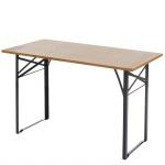 Tisch Lustenau, Festzelttisch, klappbar 115cm