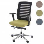 Bürostuhl MERRYFAIR Velo, Schreibtischstuhl, Polster/Netz, Sliding-Funktion ergonomisch olive