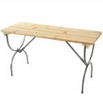 Tisch Linz für Gastronomie Festzeltgarnitur, Biertisch 180 cm