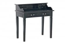 Sekretär CP426, Schreibtisch schwarz
