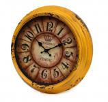 Wanduhr H03, Uhr, Shabby-Look Vintage, Ø41cm