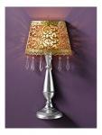 Wanddekoration H52, Wandfigur Wanddeko, 55x27x10cm, mit Teelichthalterung, Lampe