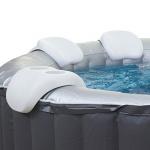 Comfort-Set für Whirlpool MSpa M-021LS M-009LS/019LS HWC-A62, Nackenstütze Getränkehalter, Zubehör