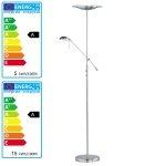 Reality Trio LED Deckenfluter Standleuchte LED, 20W EEK A