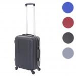 Koffer HWC-D54, Reisekoffer Hartschalenkoffer Trolley Handgepäck, 50x38x22cm 39l
