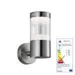 Reality|Trio LED-Wandleuchte RL125, Außenleuchte, 7W EEK A